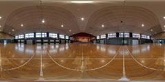 新潟市立小針小学校 旧体育館